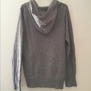 All Saints Sweaters - ALLSAINTS wool&cashmere button hoodie cardigan - M